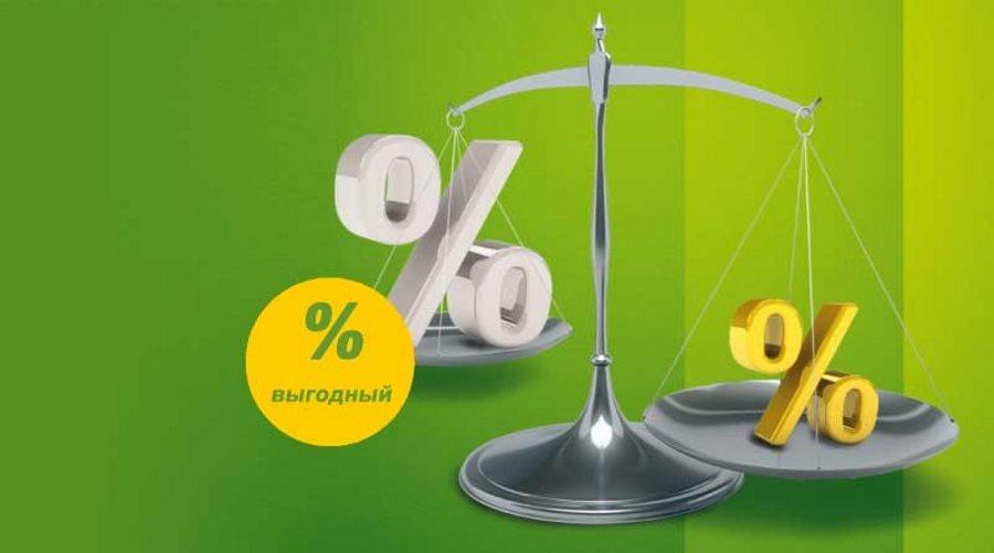 Проценты потребительского кредита в Сбербанке